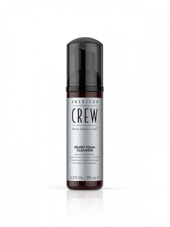 Очищающая пена для бороды American Crew BEARD FOAM CLEANSER